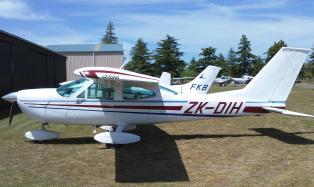 ZK-DIH Cessna Cardinal 177B